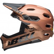 Bell Super DH Mips Downhill Casco Bronce L (58-62)