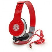 Signature (Red) VM46 Solo Hd Wired Headphone