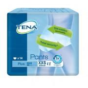 Tena Pants Plus XX-Small inkontinenční kalhotky 14 ks
