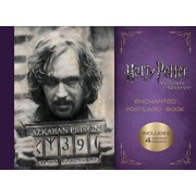 Harry Potter and the Prisoner of Azkaban Enchanted Postcard Book, Paperback/Insight Editions