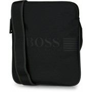 Boss Athleisure Pixel Shoulder Bag Black