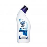 Gel parfumat pentru curatarea obiectelor sanitare LUSTRO RAPIDO Ocean 500ml