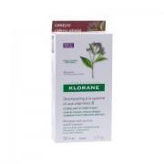 KLORANE Sampon cu extract de chinina si Vitamina B 200ml