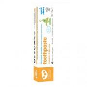 Pasta de dinti cu mandarina si aloe pentru bebelusi, homeopata, Green People 50ml