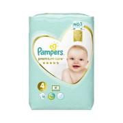 Scutece Pampers Premium Care nr.4 18/set