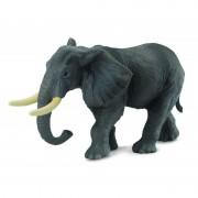 Figurina Elefant african Collecta, 15 x 9 cm, 3 ani +