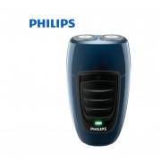 Afeitadora eléctrica Philips PQ182 y PQ190 recargable para hombres de doble cabeza Philips máquina de afeitar 220V cuidado facial Afeitadora eléctrica(PQ190)
