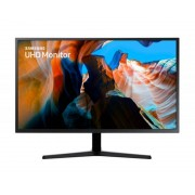 "Samsung LU32J590UQU 31.5"" 4K Ultra HD LED Plana Negro pantalla para PC"