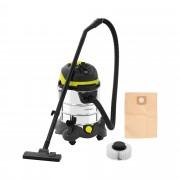 Wet/Dry Vacuum Cleaner - 1,400 W - 25 L - socket