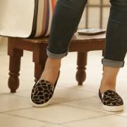 Naisha Women Tan Casual Shoes