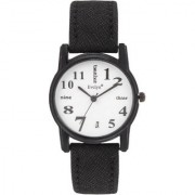 Evelyn Analogue White Dial Girls Watches-Eve-657