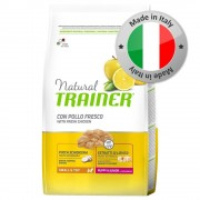 Trainer Natural Dog Trainer Natural Small & Toy Puppy & Junior Pollo fresco - 3 x 2 kg