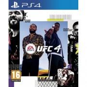 Игра UFC 4 PS4