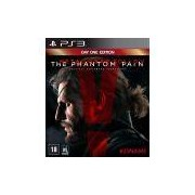 Metal Gear Solid V - The Phantom Pain - PS3