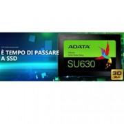 ADATA SSD ASU630SS 480GB 2.5'' NAND FLASH 3D QLC 520/450MB/s