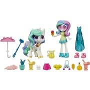 My Little Pony kicsi póni és Celestia hercegnő