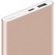 Baterie Externa Xiaomi Mi Power Bank, 10000mAh, USB-C