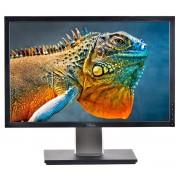 Dell P2210, 22 inch LCD, 1680 x 1050, 16:10, displayport, negru - argintiu