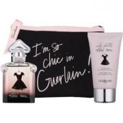 Guerlain La Petite Robe Noire lote de regalo VI. eau de parfum 50 ml + leche corporal 75 ml + bolsa para cosméticos
