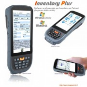Inventory PLUS software per Palmari WINDOWS CE