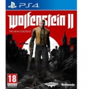 Wolfenstein 2 The New Colossus, за PS4
