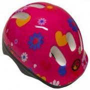 Каска за велосипед Flip, М, розова, MASTER, MAS-B200-M-pink