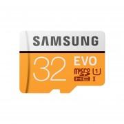 Memoria MicroSDHC Samsung 32GB EVO Clase 10 100mb / S