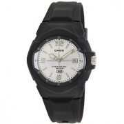 Casio Enticer Analog White Dial Mens Watch - Mw-600F-7Avdf (A507)
