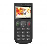 Maxcom MM750 kártyafüggetlen mobiltelefon bluetooth-os, fm rádiós fekete