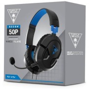 Turtle Beach Cuffie Ear Force Recon 50P Black