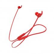 JOYROOM JM-Y1 Wireless Bluetooth 4.2 Stereo Bass Magnetic Sports In-ear Earpiece with Mic - Red