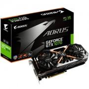Placa video Gigabyte Aorus GeForce GTX 1070 8GB GDDR5 256-bit, GV-N1070AORUS-8GD