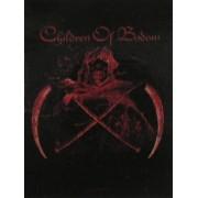 zászló Children of Bodom - Crossed Scythes - HFL0813
