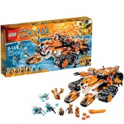 Lego Legends Of Chima Tigers Mobile Command (70224)