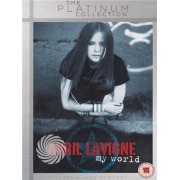 Video Delta Avril Lavigne - My world - DVD
