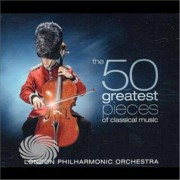 Video Delta Orff/Bach/Grieg/Beethoven/Chopin/Pachelbel/Barber/ - 50 Greatest Pieces Of Classical Music - CD