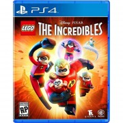 Lego The Incredibles - Juego Físico Ps4 - Sniper.cl