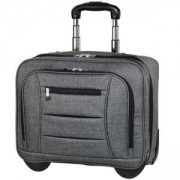 Куфар за лаптоп HAMA Business, до 40 см, 15.6 инча, Сив, HAMA-101579