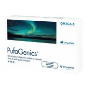 Metagenics Belgium Bvba Pufagenics 30 Capsule