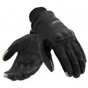 REV'IT! Motorradhandschuhe kurz REV'IT! Boxxer H2O Handschuh schwarz L schwarz
