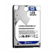 Disco Duro 2.5 Western Digital Blue 1TB 5400RPM SATA 3 8MB WD WD10JPVX