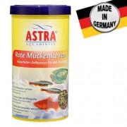ASTRA ROTE MÜCKENLARVEN 250 ml červené lyofilizované patentky