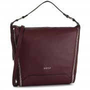 Дамска чанта LIU JO - M Hobo N69130 E0027 Ruby Wine 91725