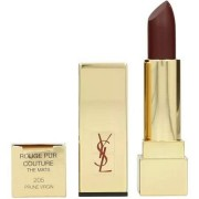 Yves saint laurent rouge pur couture the mats 205 prune virgin rossetto