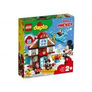 d10889 Casa de vacanta a lui Mickey - Ambalaj deteriorat