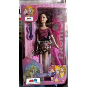 GRAPPLE DEALS Fashion Stylish Girl Doll With Dresses And Accessories For Girls