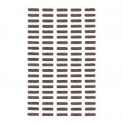 Apple 100 pc's Touch Panel elektrische geleiding katoen blok voor iPhone 5
