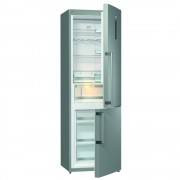Хладилник с фризер Gorenje NRC6192TX, клас А++, обем 329 л
