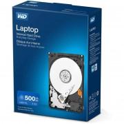 "Western Digital Hard Disk Int 500gb Laptop Everyday 2,5"" 5400giri"