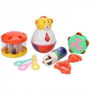 Ratna's CARRY ON RATTLE SET (6pc)